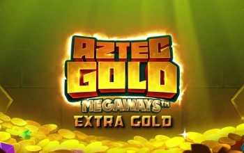 Aztec Gold Extra Gold Megaways is nieuw!