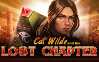 Play'n GO heeft Cat Wilde and the Lost Chapter uitgebracht!