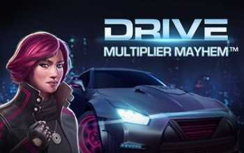 Speel nu Drive Multiplier Mayhem!